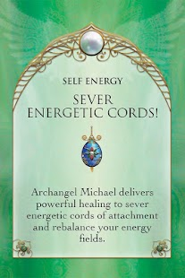 Archangel Michael Oracle Deck- screenshot thumbnail