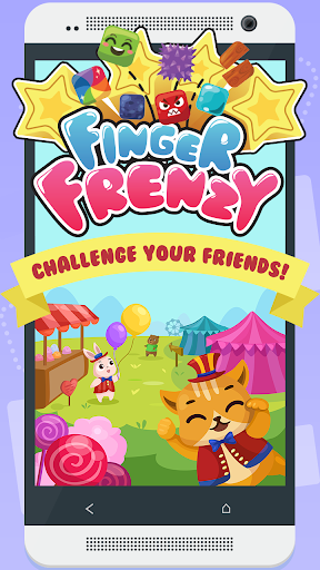 Finger Frenzy - Speedy Minute