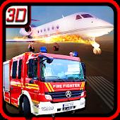 Airport Plane Rescue 911