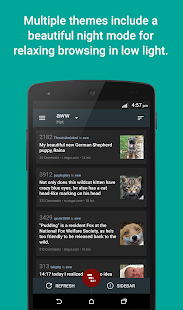 Reddit News - screenshot thumbnail