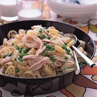 Chicken Pasta.