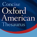 Concise Oxford Americ Thes TR icon