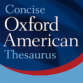 Concise Oxford Americ Thes TR