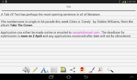 Notebooks Screenshot 9