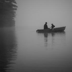 by Sarah Benoit Weir - Black & White Landscapes (  )