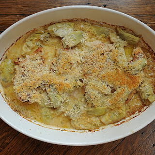 Lemon Artichoke Chicken.