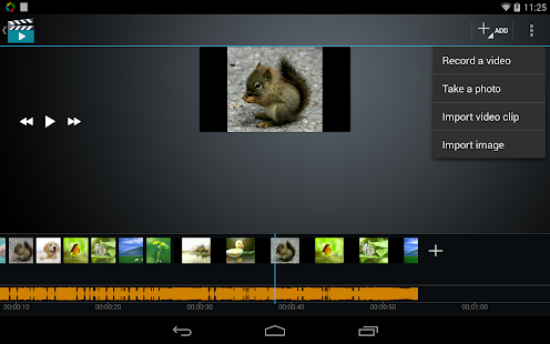 Video Maker Movie Editor - screenshot thumbnail