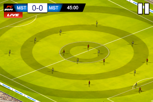 Screenshot of Play Football Match Soccer