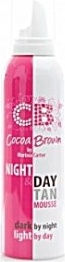 Cocoa Brown Night & Day Tanning Mousse - 150ml