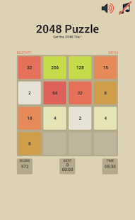 Maths Puzzles 2048- screenshot thumbnail