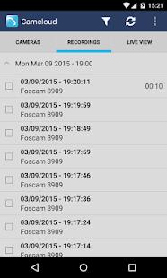 Camcloud- screenshot thumbnail