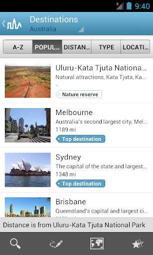Australia Guide by Triposo 4.6.0 app download 1