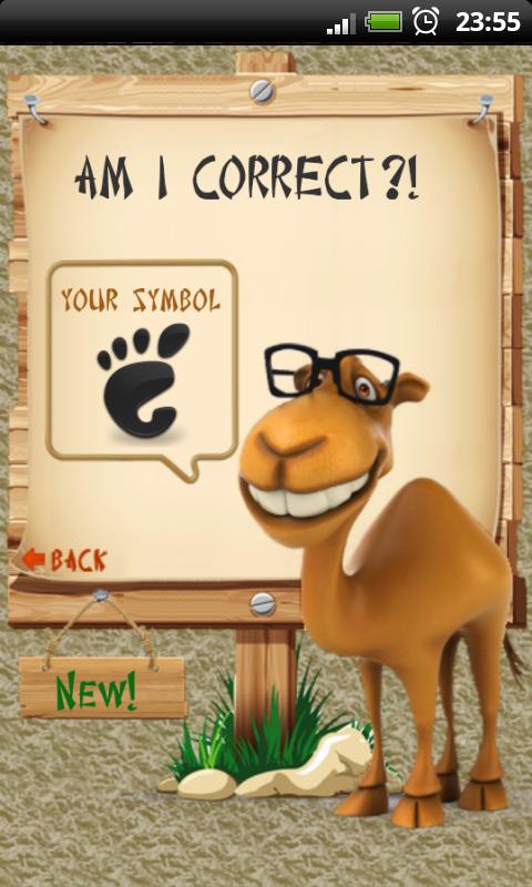 Magic Camel - screenshot