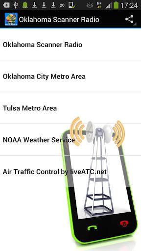 Oklahoma Scanner Radio