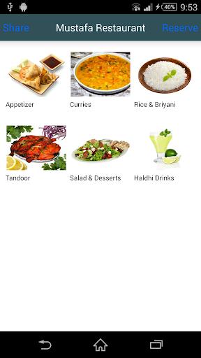 Mustafa Restaurant BETA