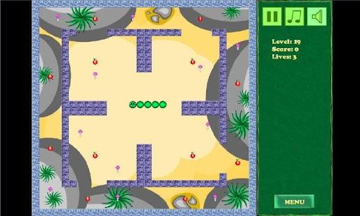 Neo Snake- screenshot thumbnail