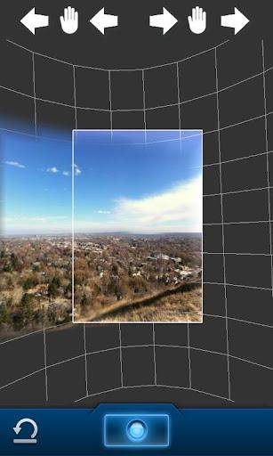 نسخة جديدة من برنامج الكاميرا للتصوير البانورامي 360 Panorama v1.0.8