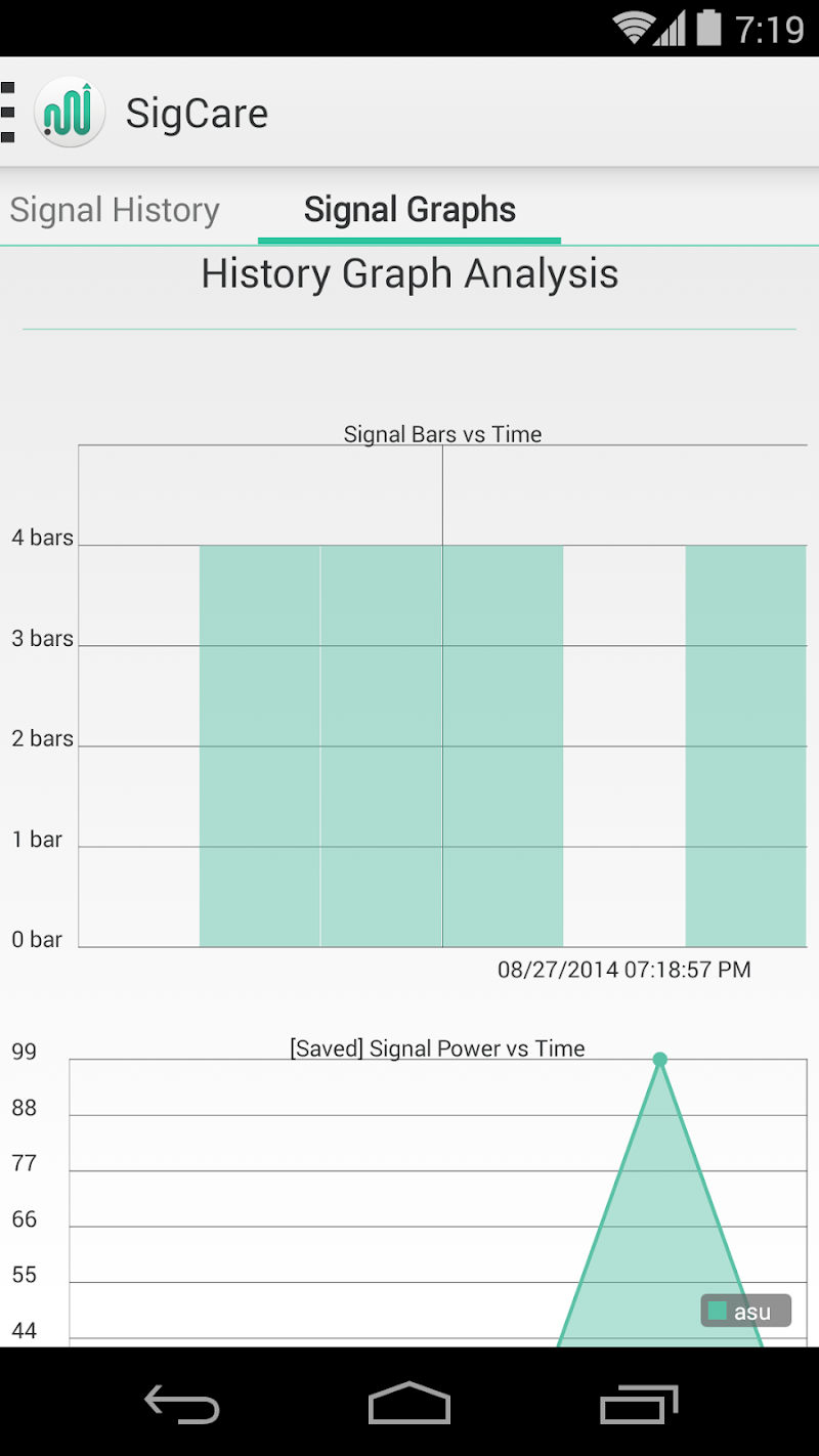 Signal Care Screenshot 5