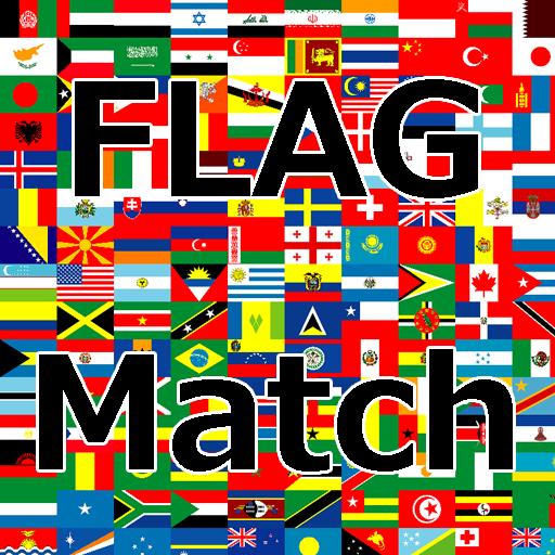 FLAG MATCH 休閒 App LOGO-APP試玩