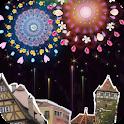 思い出の花火 ライブ壁紙 icon