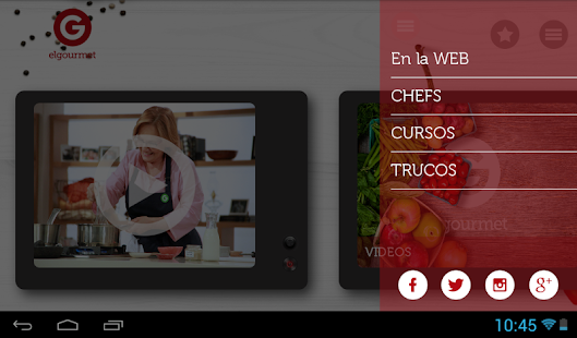 elgourmet - screenshot thumbnail
