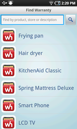 玩購物App Warranty Hotel App免費 APP試玩