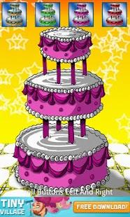 Birthday Cake Bash Designer- screenshot thumbnail