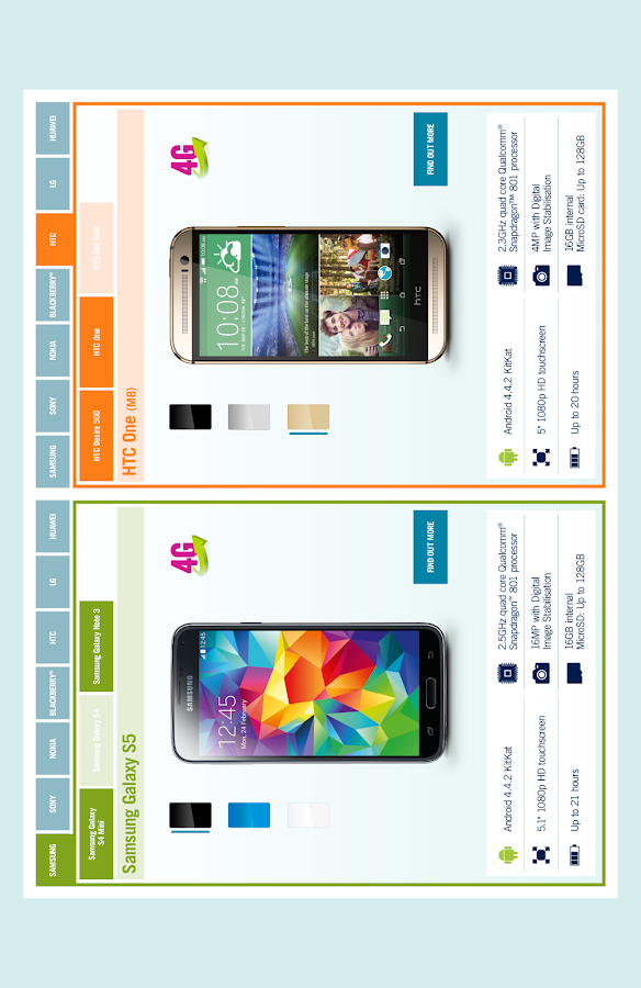Carphone Warehouse Guide - screenshot