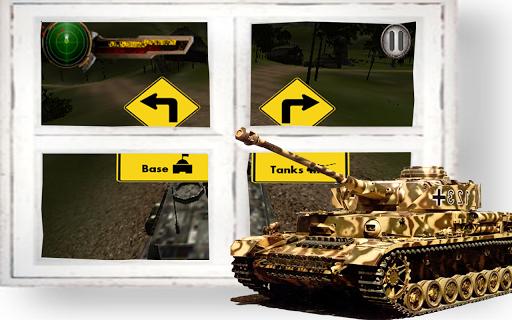 真正的坦克战