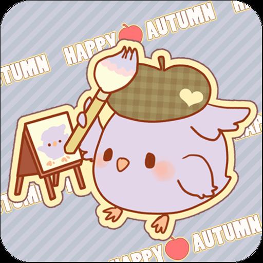 Tweecha ThemeP:Happy Autumn