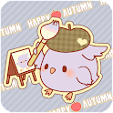 Tweecha ThemeP:Happy Autumn icon