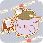 Tweecha ThemeP:Happy Autumn