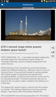 Standard-Examiner - screenshot thumbnail
