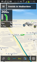 Screenshot of MEO Drive
