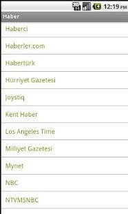 Mobil Website - náhled
