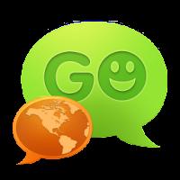 GO SMS Pro Spanish language pa 1.6