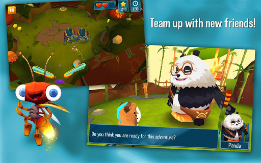 Momonga Pinball Adventures  screenshots 8