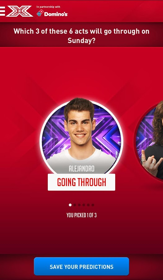 The X Factor UK - screenshot