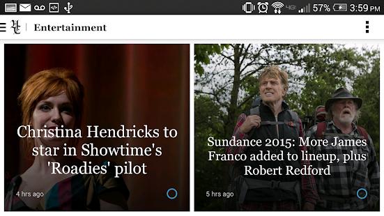 Hartford Courant - screenshot thumbnail