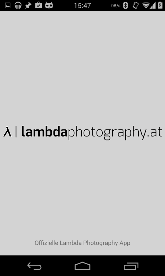 Lambda Photography- screenshot