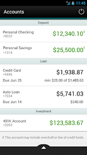 Hudson Valley FCU Mobile - screenshot thumbnail