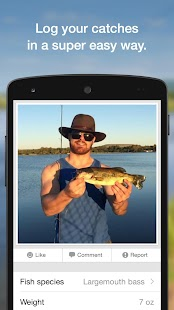 FishBrain - Fishing Forecast- screenshot thumbnail