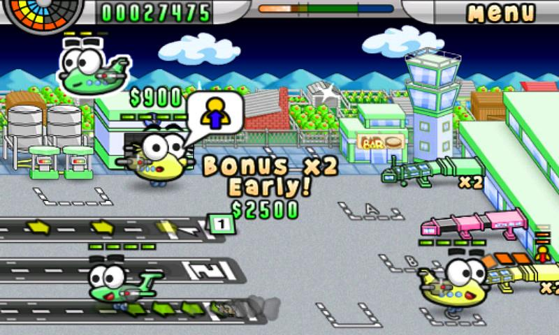 Airport Mania: First Flight XP – Screenshot
