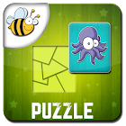 Kids Shape Puzzle Game icon