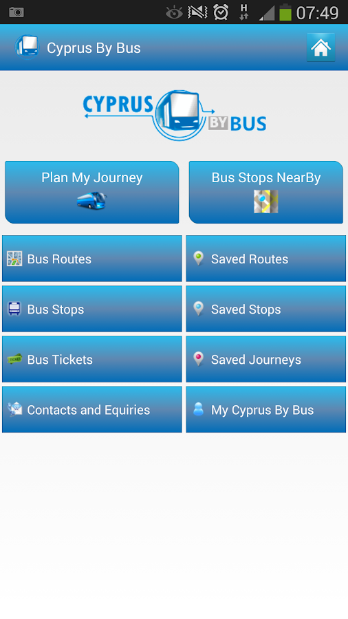 Cyprus By Bus- screenshot