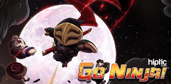 Скачать Go Ninja! - игра про ниндзя для андроид