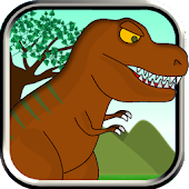 Angry Rex for Lollipop - Android 5.0