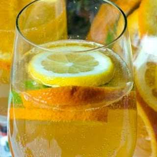 Pumpkin Pie Sangria