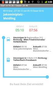 Fahrplan Österreich (Inaktiv)- screenshot thumbnail