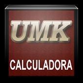 Calculadora UMK
